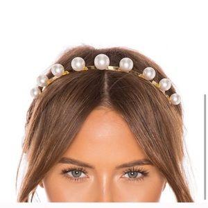 LPA pearl Headband